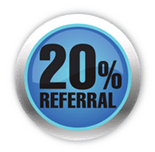 Referral Commission logo