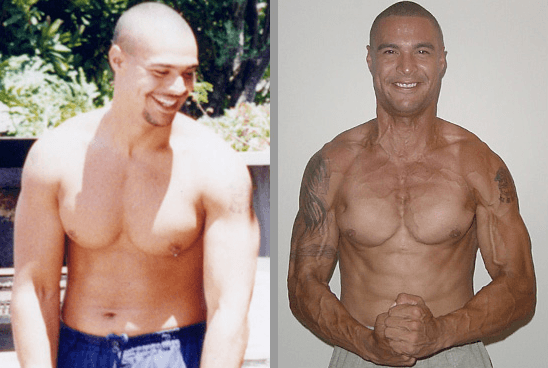Stephen's Fat Vanish natural weight loss photo