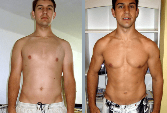 Mike's Fat Vanish natural weight loss photo