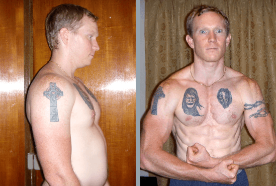Andrew's Fat Vanish natural weight loss photo