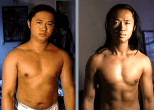 Victor's Fat Vanish natural weight loss photo