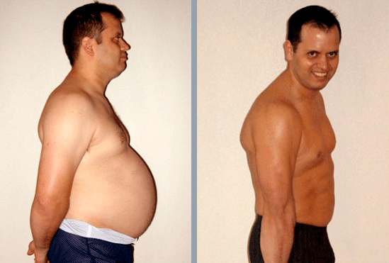 Josh's Fat Vanish natural weight loss photo