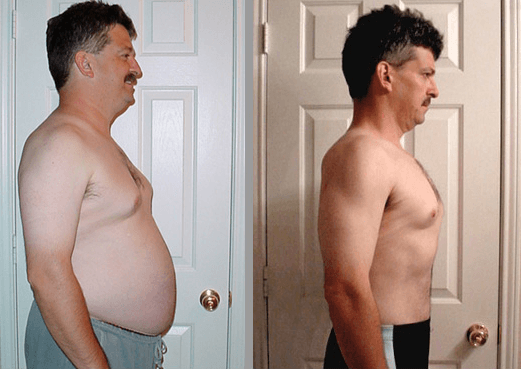 The fastest way to lose weight for men