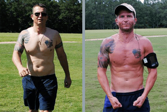 Richard's Fat Vanish natural weight loss photo