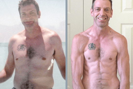 Ron's Fat Vanish natural weight loss photo