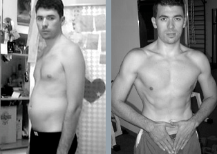 Dejan's Fat Vanish natural weight loss photo