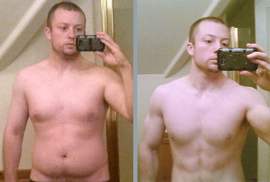 Chris' Fat Vanish natural weight loss photo